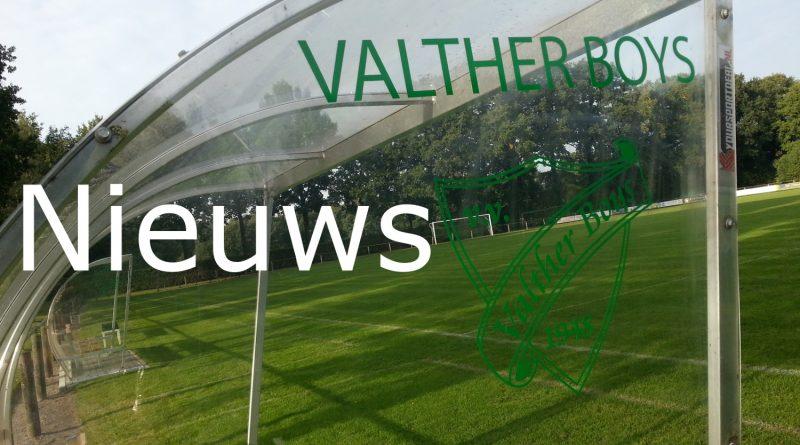 Valther Boys heeft nieuw bestuur!