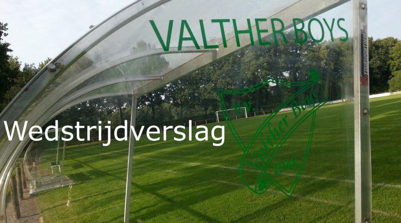 Veelerveen 1 – Valther Boys 1